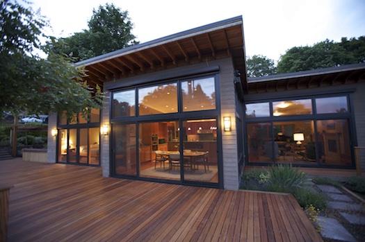 Leschi remodel - Sustainable design
