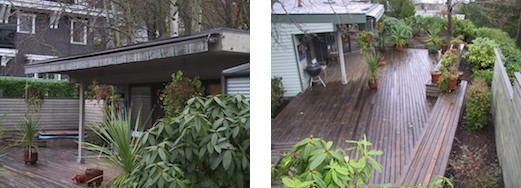Leschi Residence - Preexisting conditions